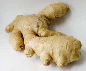 Ingefær-the er et godt supplement til kold mad. Det styrker nemlig fordøjelsen og virker varmende